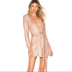 NEW NBD X Naven X REVOLVE Belle Sequin Dress
